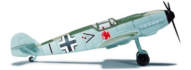 herpa 744089 Bf 109E JG26 Galland Flugzeugmodell 1:87