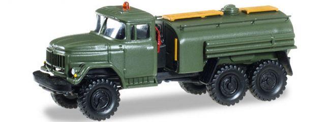 herpa 745444 ZIL 131 Militärtankfahrzeug | Militaria 1:87