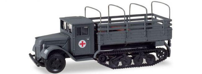 herpa 746236 Ford 987 Maultier mit Pritsche Wehrmacht | Militär 1:87