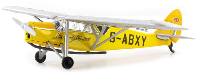 herpa Oxford 8172PM005 DH Puss Moth G-ABXY | The Hearts Content | Flugzeugmodell 1:72
