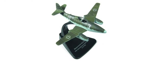 herpa OXFORD 81AC007S Messerschmitt Me262 Jagdverband 44 Adolf Galland 1945 Flugzeugmodell 1:72