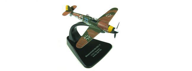 herpa OXFORD 81AC010S Messerschmitt Bf 109G, JG7 Nowotny 1945 Flugzeugmodell 1:72