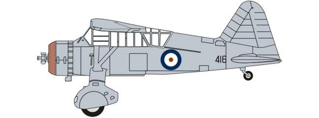 herpa OXFORD 81AC072 Westland Lysander Mkl416 Malton NSC Flugzeugmodell 1:72