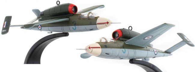 OXFORD 81AC076 Heinkel He162 Air Min 61W.Nr120072 RAF 1945 | Flugzeugmodell 1:72