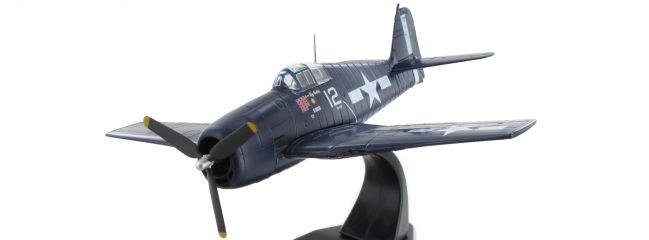 OXFORD 81AC078 Grumman Hellcat VF31 Lt. Hawkins USS Carbot 1944 | Flugzeugmodell 1:72