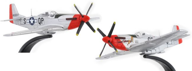 OXFORD 81AC079 Mustang P51D Sweet Arlene-2nd Lt Arthur Reed Browers Flugzeugmodell 1:72