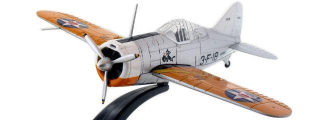 herpa 81AC082 Brewster F2A Buffalo US Navy Die Cast | WINGS 1:72