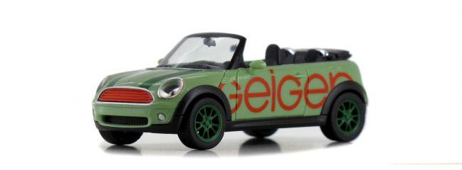 herpa 936248 Mini Cooper Cabrio GEIGER Autmodell 1:87