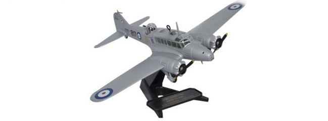 herpa Oxford 8172AA002 Avro Anson Mk1 217 Sqn Royal Air Force Flugzeugmodell 1:72