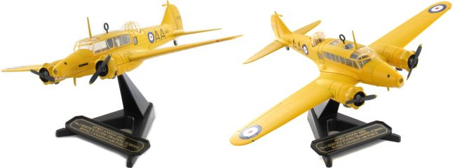 OXFORD 8172AA006 Avro Anson No. 6013 AA No.1 SFTS RCAF Flugzeugmodell 1:72