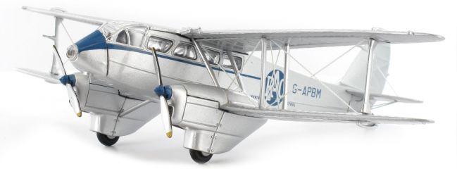 herpa Oxford 8172DR009 De Havilland DH Dragon Rapide RAC Aerial Patrol Flugzeugmodell 1:72