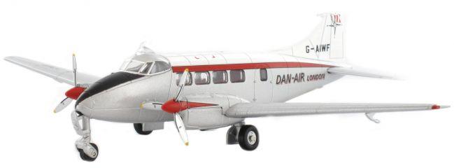 herpa Oxford 8172DV001 De Havilland DH Dove Dan Air Flugzeugmodell 1:72