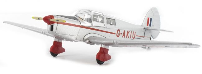 herpa Oxford 8172PP001 Percival Proctor MkV Classic Air Force Flugzeugmodell 1:72