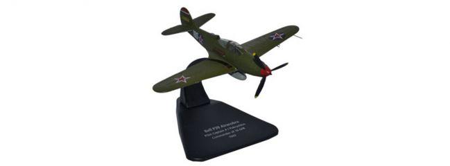 herpa Oxford 81AC055 Airacobra P39 Pokryshkin Sowjet Flugzeugmodell 1:72