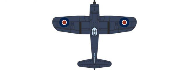 herpa 81AC070 Vought Corsair III 718 Sqn.FAA Ballyhalbert NI 1945 Flugzeugmodell 1:72
