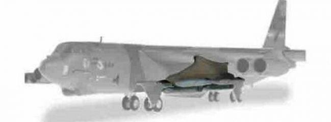 herpa 557566 AGM-86 Cruise Missile Set für B-52 Statofortress 1980 Zubehör 1:200