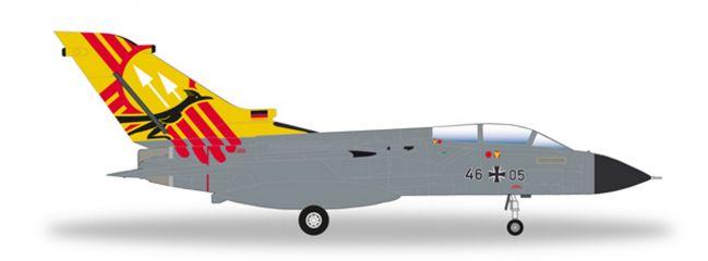 herpa 558211 Panavia Tornado IDS Luftwaffe Holloman AFB Ausbildungszentrum Flugzeugmodell 1:200