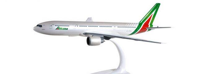 herpa 610957 Boeing 777-200 Alitalia new 2015 colors Flugzeugmodell 1:200