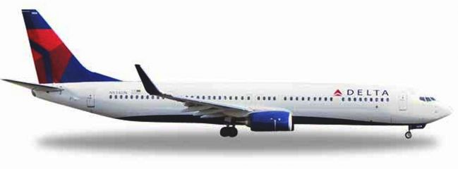 herpa WINGS 531382 Boeing 737-900ER Delta Airlines Flugzeugmodell 1:500