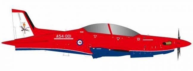 herpa 580342 Pilatus PC-21 Royal Australian Air Force No2 Flying Training School Flugzeug 1:72
