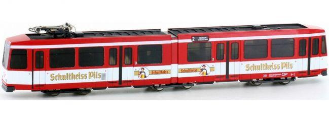 HOBBYTRAIN H14904 Straßenbahn Düwag M6 Schultheiss Pils BOGESTRA | DC analog | Spur N