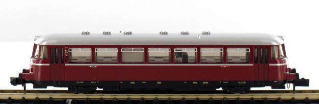 ausverkauft | HOBBYTRAIN 2671 MAN VT27 rot MW unmotorisiert Spur N