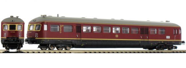 HOBBYTRAIN H2695S Akkutriebwagen ETA 176, rot   DB   DCC Sound   Spur N