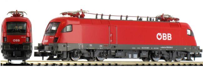 ausverkauft | HOBBYTRAIN 2776 E-Lok Rh 1116 ÖBB | DC analog | Spur N