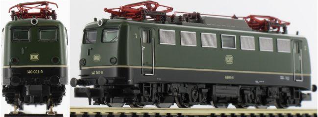 HOBBYTRAIN H2832 E-Lok BR 140 001-9 DB   DC   Spur N