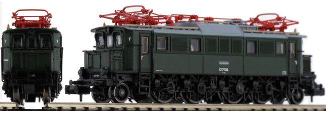 HOBBYTRAIN H2891 E-Lok BR E17 grün | DR | analog | Spur N
