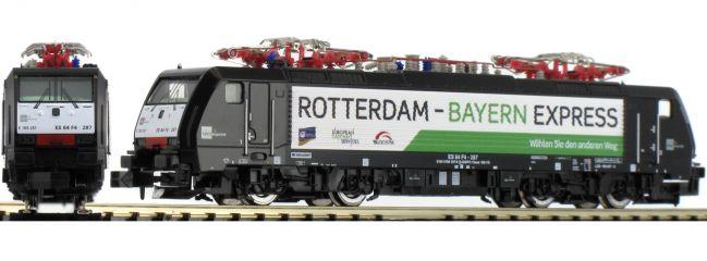 HOBBYTRAIN H2924 E-Lok BR 189 MRCE Ro.-Bay.-Express | DC analog | Spur N