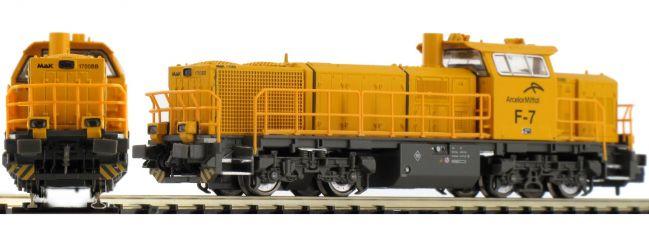 HOBBYTRAIN H2947 Diesellok G1700BB Arcelor Mittal | DC analog | Spur N