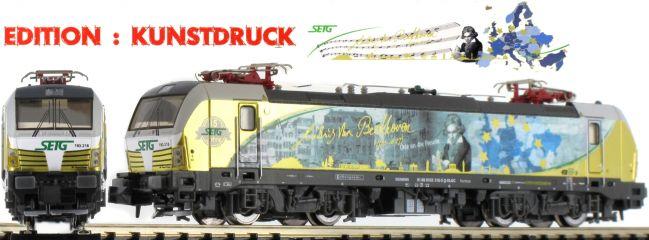 HOBBYTRAIN H2982 E-Lok BR 193 Vectron Beethoven | STEG | analog | Spur N