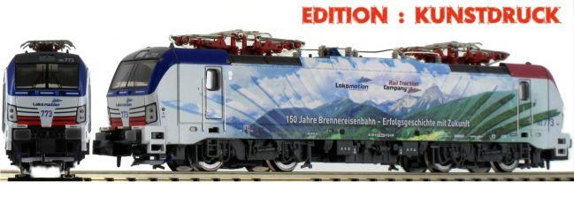 HOBBYTRAIN H2993S E-Lok BR 193 Vectron | 150 Jahre Brennerbahn | DCC Sound | Spur N