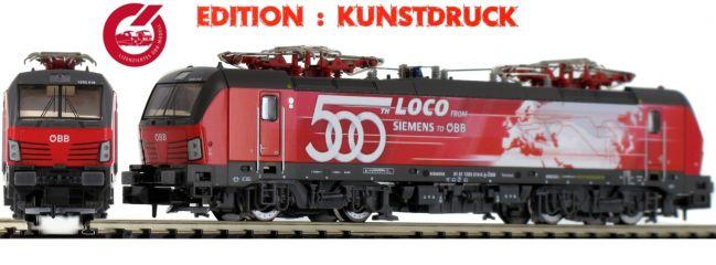 HOBBYTRAIN H3001 E-Lok Rh1293 Vectron 500 Loco ÖBB   analog   Spur N