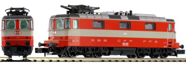 HOBBYTRAIN H3022 E-Lok Re4/4 II 1.Serie, Swiss Ex | SBB | DC analog | Spur N