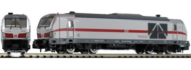 HOBBYTRAIN H3108 Diesellok BR 247 Vectron IC-Design DB | analog | Spur N