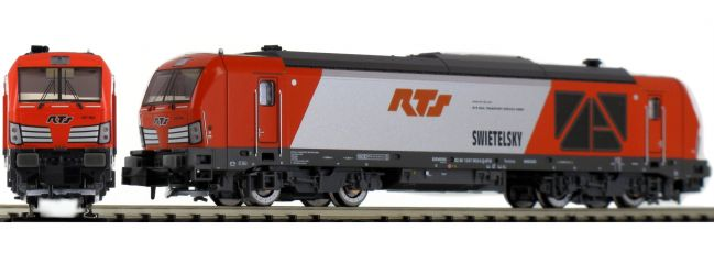 HOBBYTRAIN H3109 Diesellok BR 247 Vectron RTS | analog | Spur N