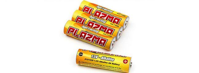 HPI H101939 Plazma 1.5V Alkaline AA Batterien | 4 Stück | RC Zubehör