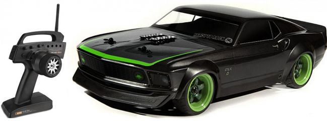 HPI 109300 Ford Mustang 1969 Sprint 2 Sport RTR RC Auto 1:10