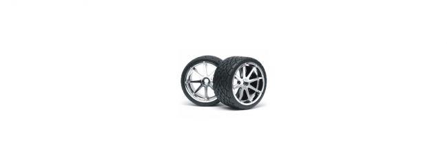 HPI 4729 Phaltline Reifen 140 x 70 Blast für Savage mit 17mm Mitnehmer