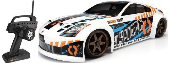 HPI H106154 Sprint 2 Drift Nissan 350Z RC Auto Fertigmodell 1:10