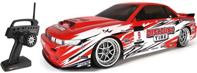 HPI H109291 E10 Drift RTR Nissan S13 Discount/Falken | RC Auto Fertigmodell 1:10