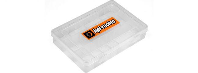 HPI H110622 Kleinteile-Box 200x135mm mit Aufkleber