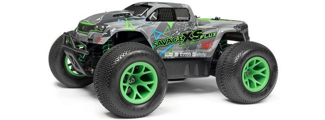 HPI 115967 Savage XS Flux Vaughn Gittin Jr. 2.4GHz BL | RC Auto RTR 1:10