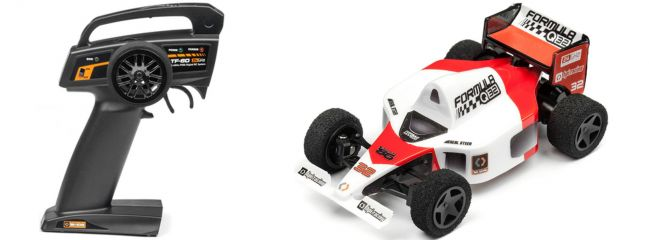 HPI H116710 Formula Q32 rot 2WD | RC Auto RTR 1:32
