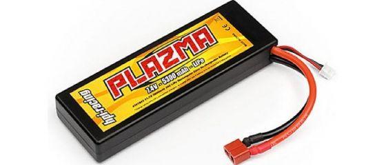 HPI H101942 7.4V 5300mAh 30C LiPo Stick-Pack eckig mit Deans-Stecker (Plazma)