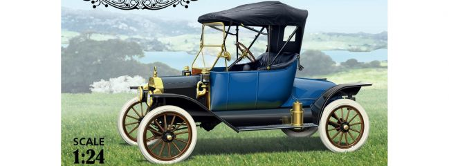 ICM 24001 Ford Model T 1913 Roadster | Auto Bausatz 1:24