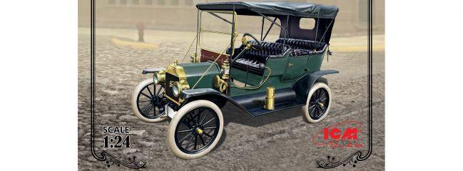 ICM 24002 Ford Model T 1911 Touring | Auto Bausatz 1:24