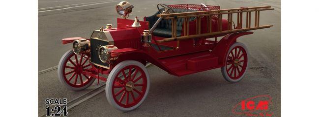 ICM 24004 Ford Model T 1914 Feuerwehr | Auto Bausatz 1:24